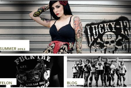Rockabilly Kleding Van Lucky 13 | Babashop Maastricht